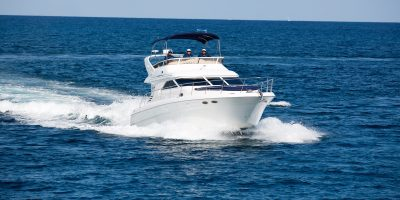 Sea Ray 42 ft Motor Yacht