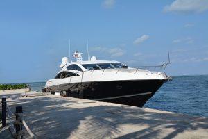 Caribbean Dream Yacht - Cancun Yacht Rental