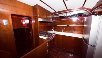 Big Yacht Interior