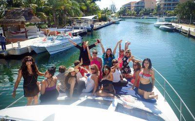 Playa Del Carmen Yacht Rental