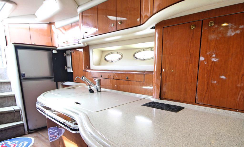 cancun 55ft sea ray yacht
