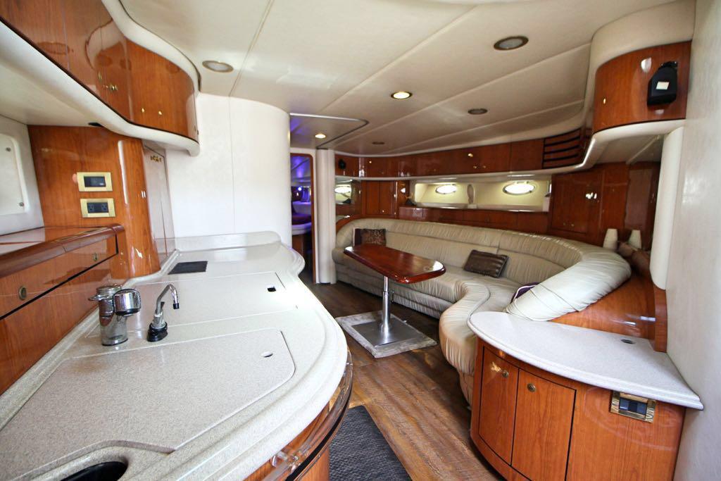 luxury sea ray yacht cancun