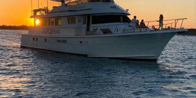 80 ft yacht
