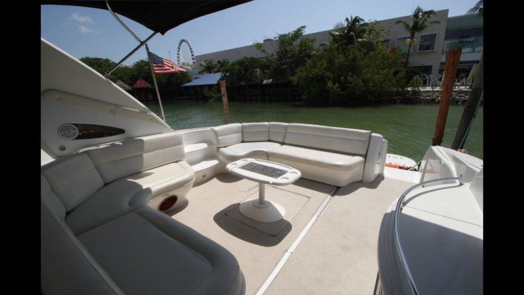 53 ft yacht tulum